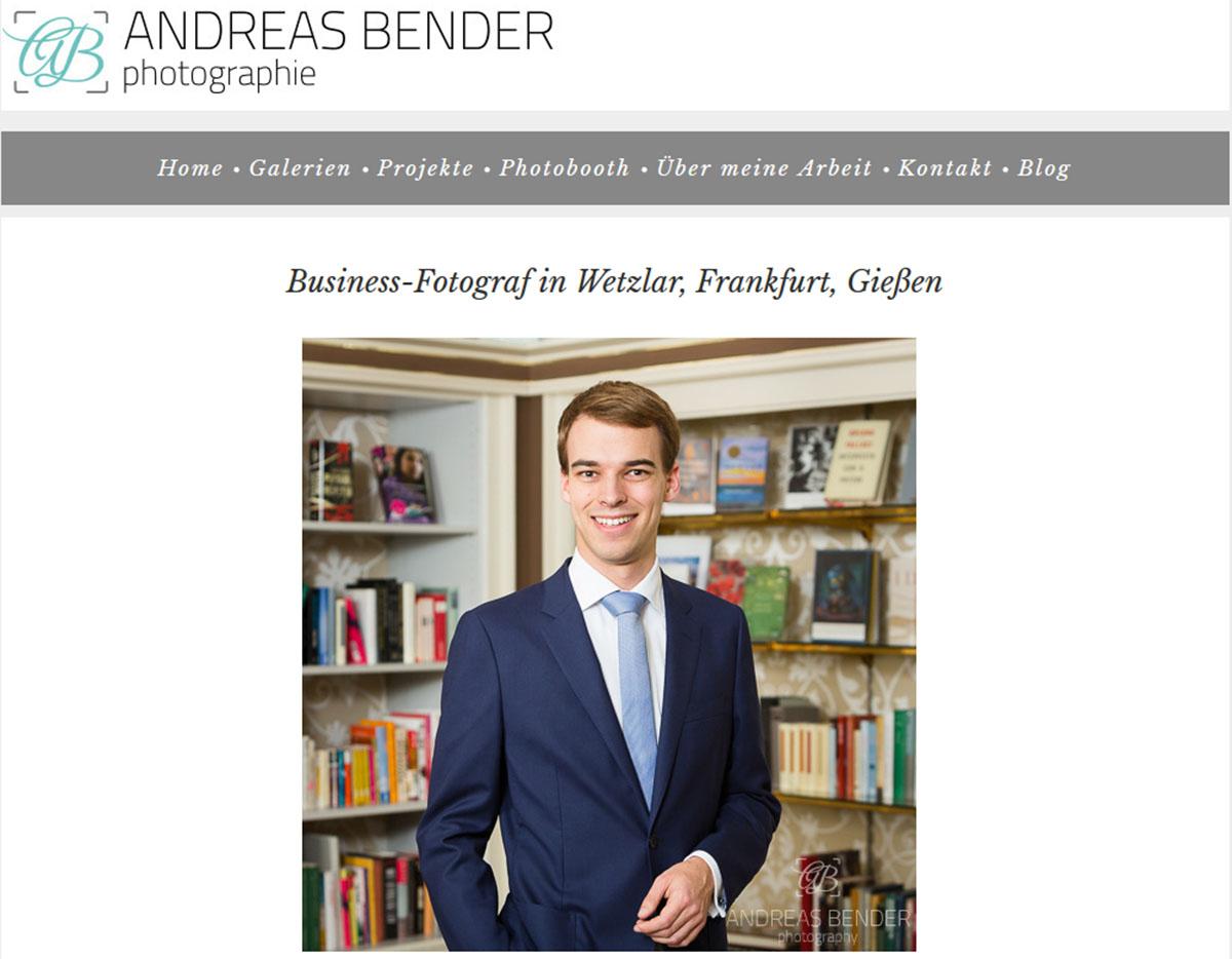 Andreas Bender Fotograf