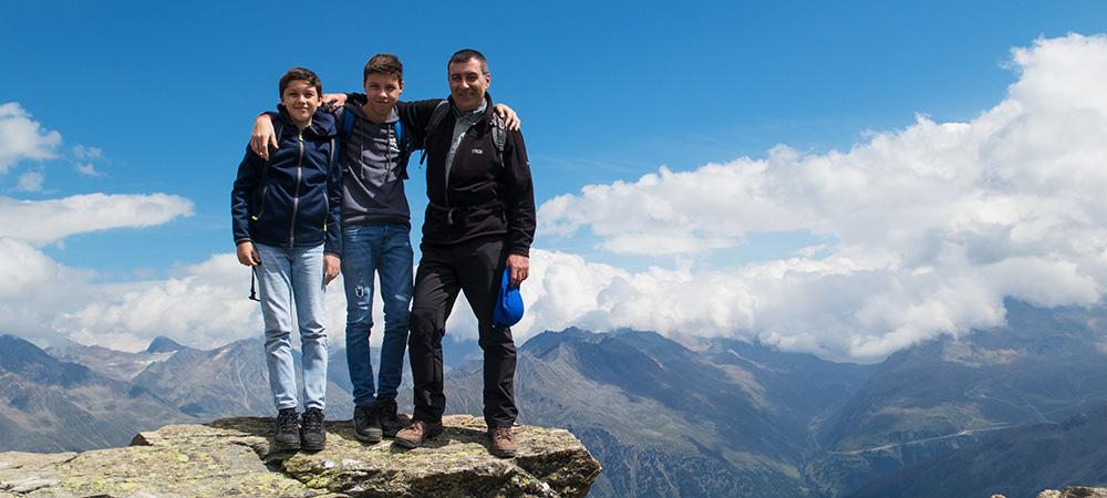 Ötztal Bergtour
