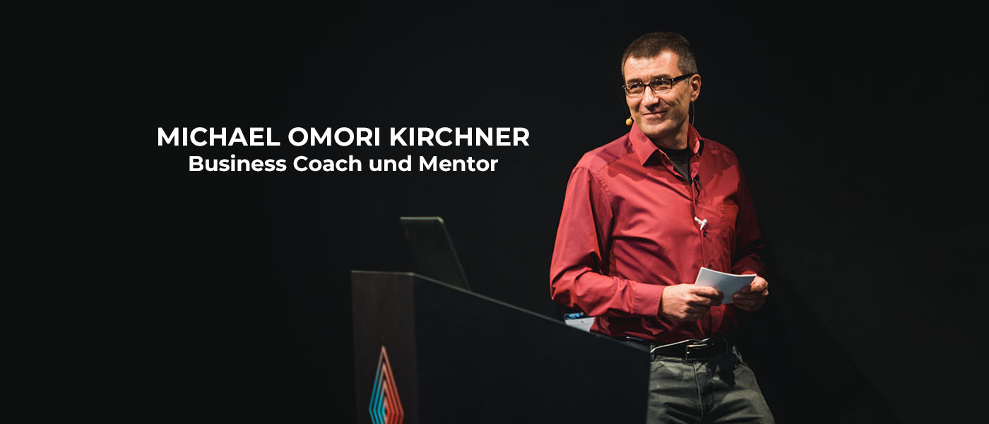 Michael Omori Kirchner Business Coach