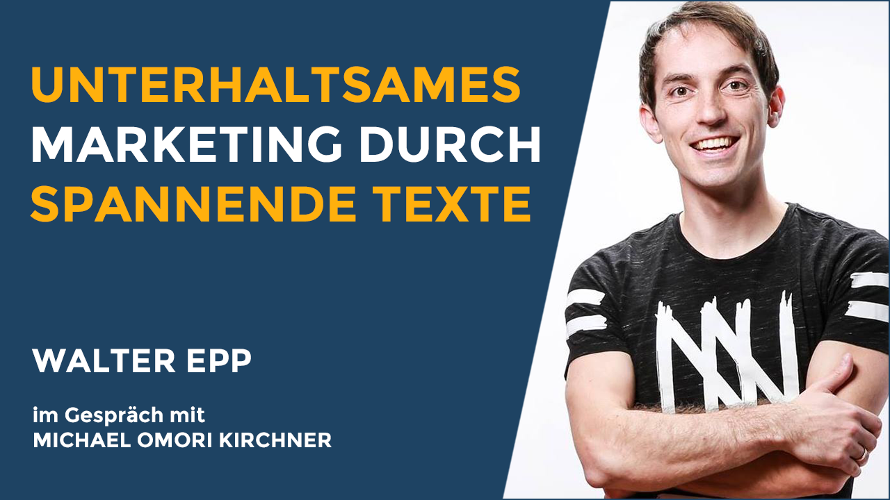 Unterhaltsames Marketing