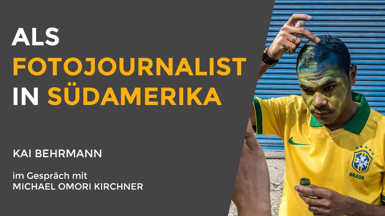 Fotojournalist Südamerika