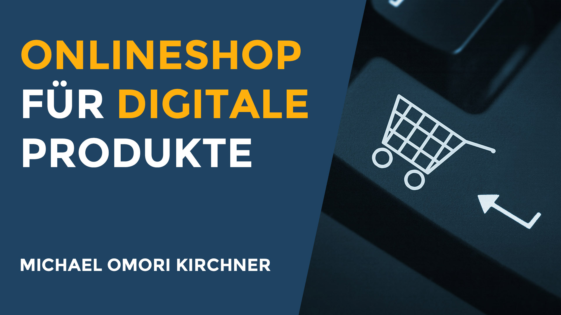 Online Shop Digitale Produkte