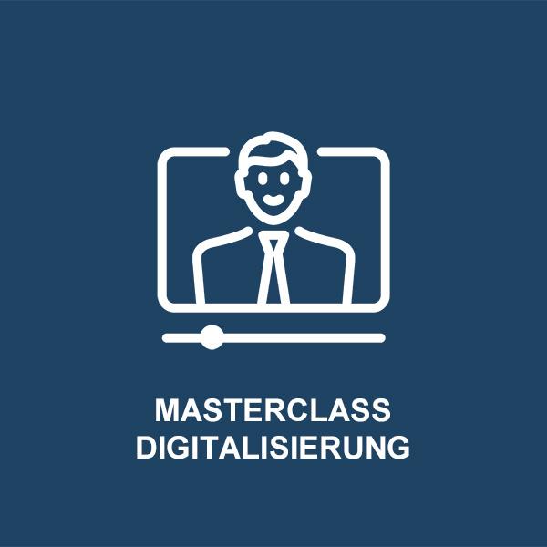 Masterclass Digitalisierung