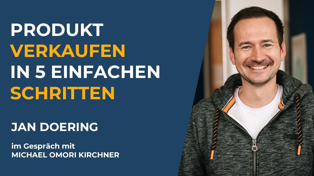 Produkt verkaufen Jan Doering