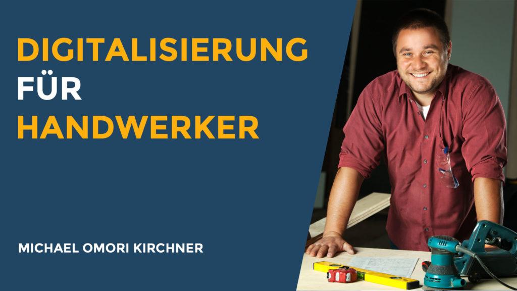 Digitalisierung für Handwerker